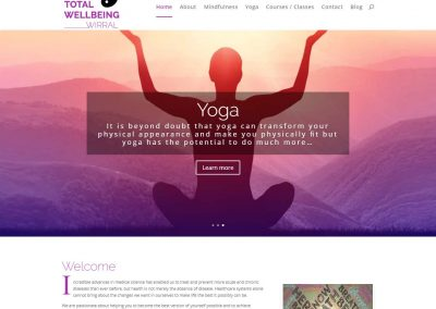 Total Wellbeing Wirral
