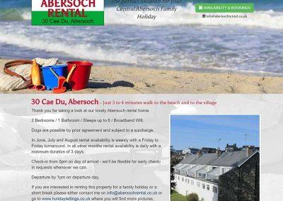 Abersoch Holiday Rental