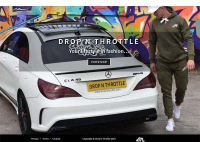Drop N Throttle