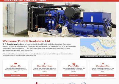 G R Bradshaw Ltd
