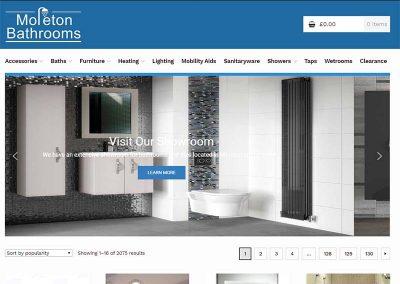 Moreton Bathrooms