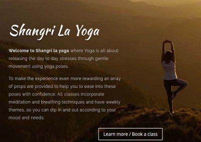 Shangri La Yoga