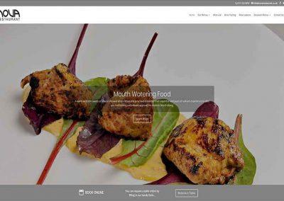 Nova Restaurant Heswall