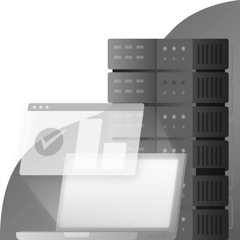 Secure website servers