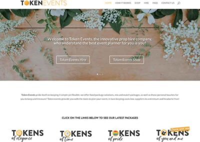 Token Events Hire & Sales